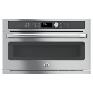 GE CafeBuilt-In Microwave/Convection Oven