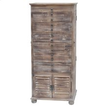 Jackson 6 Drawer Jewelry Armoire