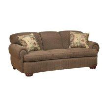 Craftmaster Living Room Three Cushion Sofa 2555