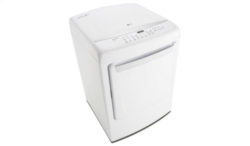 7.3 cu. ft. Ultra Large Capacity High Efficiency Front Control Dryer w/ NFC Tag On