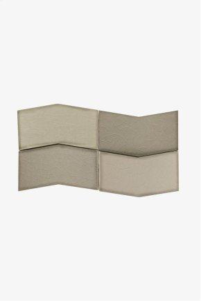 "Architectonics Handmade Decorative Field Tile Wing 3"" x 6"" STYLE: ARDFW1"