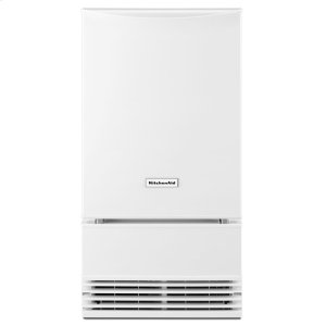 18'' Automatic Ice Maker - White - WHITE