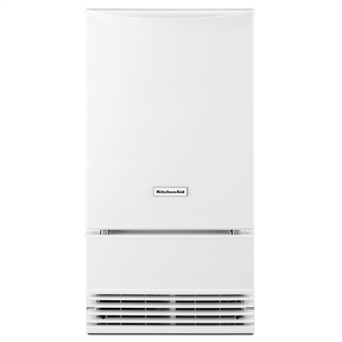 18'' Automatic Ice Maker - White