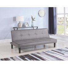 Contemporary Dark Grey Sofa Bed