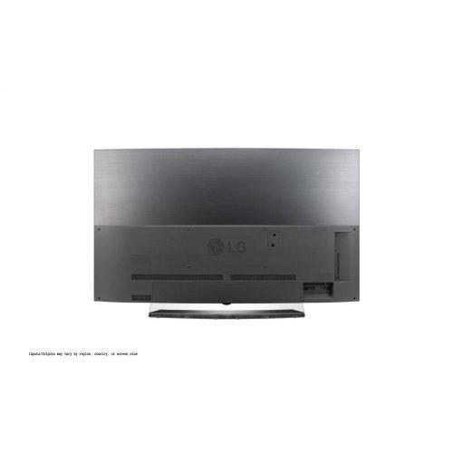 C6 Curved OLED 4K HDR Smart TV - 55
