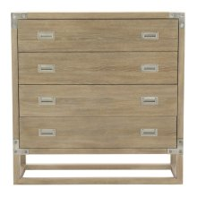 Spaulding Drawer Chest in Rustic Sand