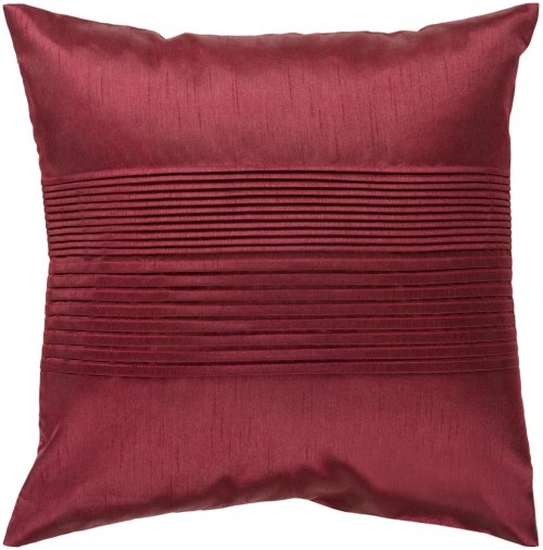 """Solid Pleated HH-026 22"""" x 22"""""""