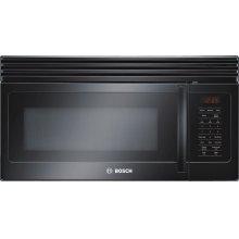 300 Series built-in microwave 30'' Black