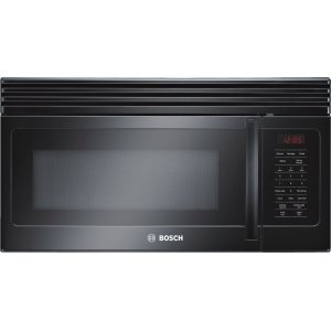 Bosch300 Series built-in microwave 30'' Black