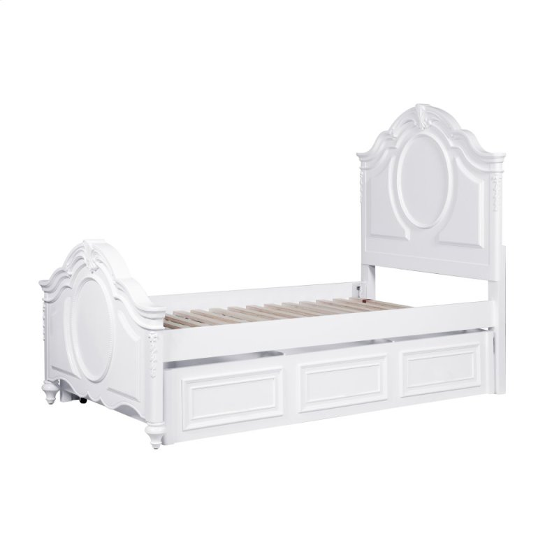 8470401 In By Samuel Lawrence Furniture In Sumter Sc Aval Bed