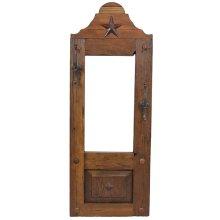 Vertical Door Frame Mirror