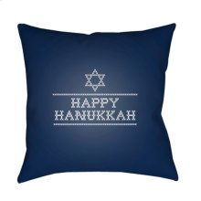 "Happy Hannukah II JOY-009 18"" x 18"""