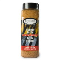 Louisiana Grills Spices & Rubs - 24 oz Hickory Bacon