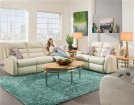 Double Reclining Power Sofa Product Image