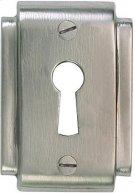 Skeleton Key Rosette Art Deco Style Product Image
