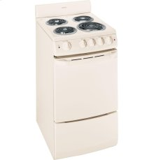 """Hotpoint® 20"""" Electric Free-Standing Range"""