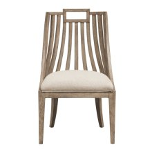 Academy Upholstered Windsor Dining Chair