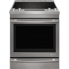 """30"""" Electric Range, Stainless Steel"""