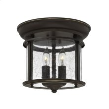 Gentry Small Flush Mount