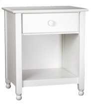 Cottage 1 Drawer Night Stand Product Image
