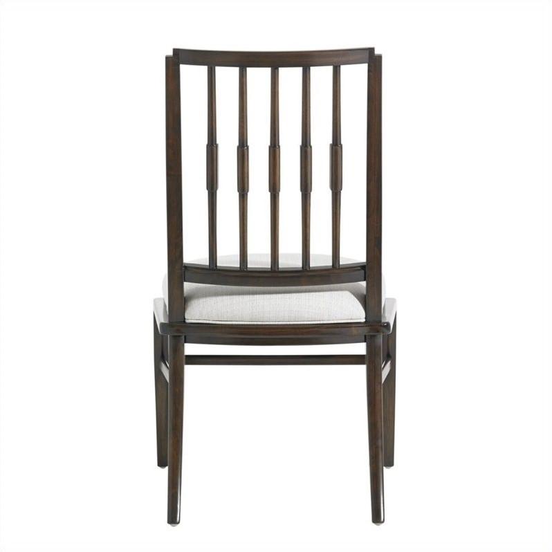 Crestaire   Savoy Side Chair In Porter