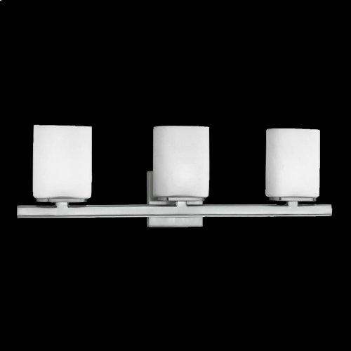 3-LIGHT BATHBAR - Chrome