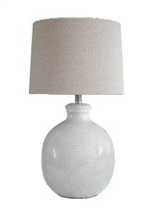 Ceramic Table Lamp 2-Pack