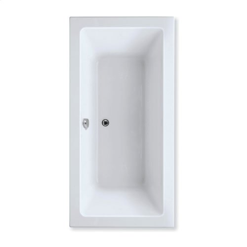 "Easy-Clean High Gloss Acrylic Surface, Rectangular, MicroSilk® Bathtub, Premiere Package, 36"" X 66"""