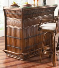 Tahiti Indoor Rattan & Bamboo Bar Product Image