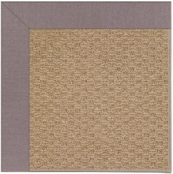 Creative Concepts-Raffia Canvas Dusk Machine Tufted Rugs