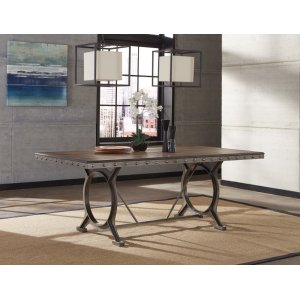 Hillsdale FurniturePaddock Dining Table - Ctn A - Top Only