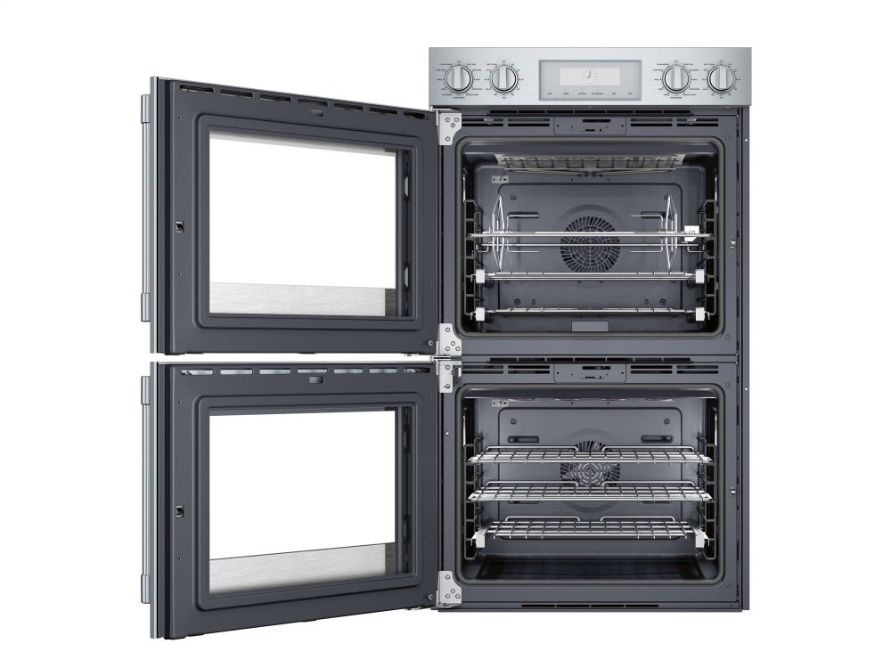Pod302lw Thermador 30 Inch Professional Double Wall Oven