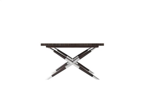 The Double X Cocktail Table