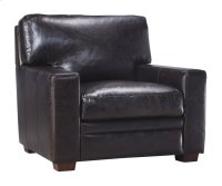 2005b Norman Chair 9770 Dk Brown Product Image