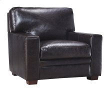 2005b Norman Chair 9770 Dk Brown