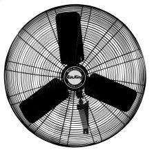 30 inch Oscillating Wall Mounted Fan
