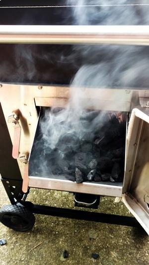 The Smokehouse--Wood-Fired Smoker
