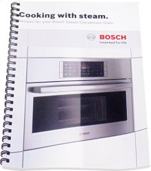 Bosch Steam Oven Cookbook For steam convection ovens