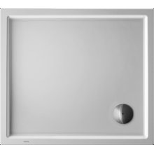 White Starck Tubs/shower Trays Shower Tray