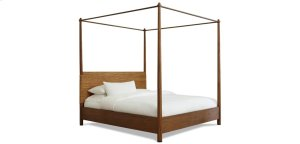 Gemma Canopy Cal King Bed