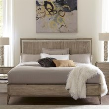 Sophie Panel Bed - King