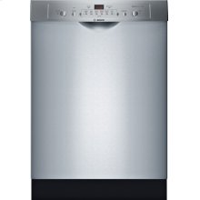 Ascenta® built-under dishwasher 24'' Stainless steel SHE3AR75UC