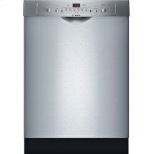 Ascenta® built-under dishwasher 24'' Stainless steel SHE3AR75UC