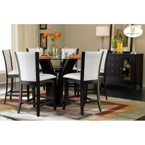 71036rd In By Homelegance In Mesa Az Round Counter Height Table
