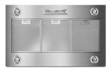 "36"" Custom Hood Liner - Stainless Steel"
