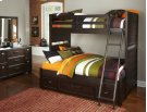 Clubhouse Bunk Bed Extension Full Product Image