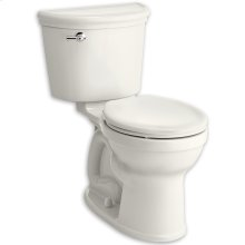 White Retrospect Champion PRO Right Height Round Front 1.28 gpf Toilet