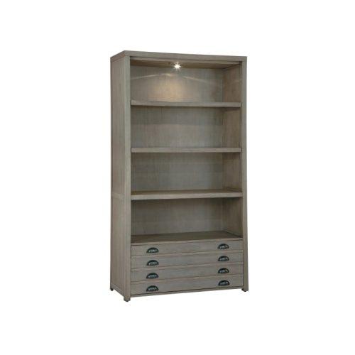 Executive Home Office Executive Center Bookcase