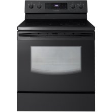 5.9 cu. ft. Electric Range (Black)
