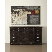 8 Drw 2 Dr Sideboard Product Image